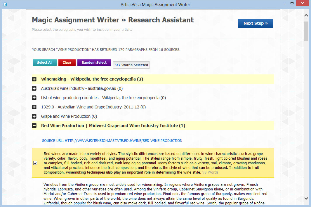 Assignment writing service viewer