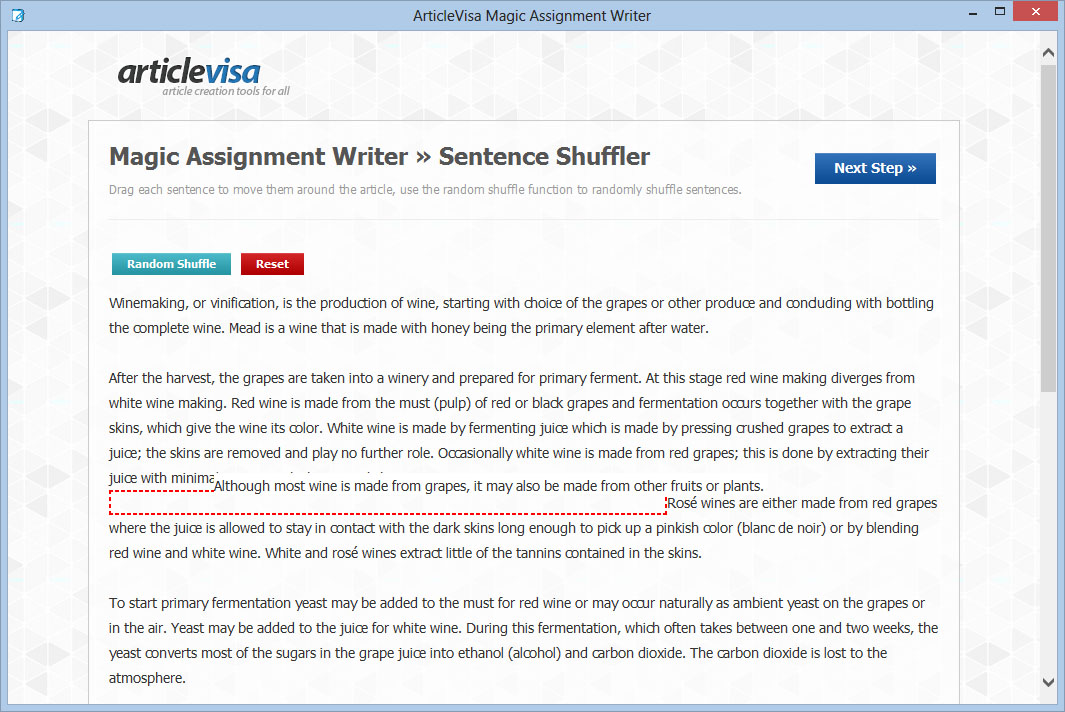 software for writing term papers